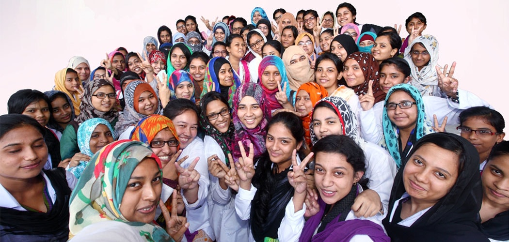 Sylhet Women's Medical College Admission